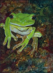 "Patricia Carroll's ""Lookin' at you"""